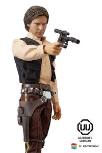 "Star Wars: Han Solo Ultimate Unison 12"" Fig"