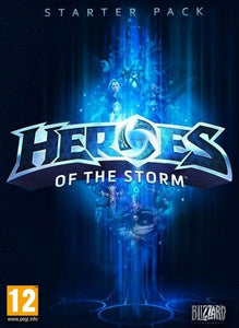 PC Heroes of the Storm Starter Pack