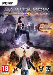 PC Saints Row 4: Re-elected & Saints Row: Gat out of Hell