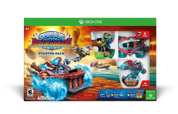 XBOXONE Skylanders SuperChargers Starter Pack