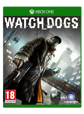 XBOXONE Watch Dogs Standard Edition