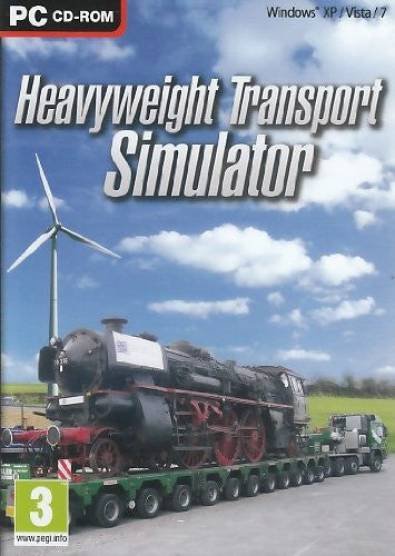 PC Heavyweight Transport Simulator