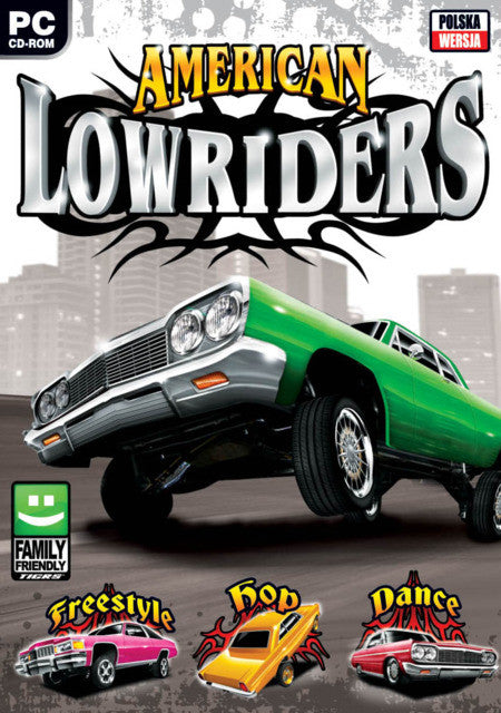 PC American Lowriders