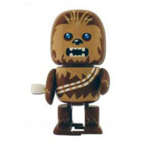 Star Wars Wind-up Walking Wobbler Chewbacca