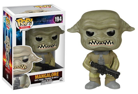 The Fifth Element POP! Movies Vinyl Figure Mangalore 9 cm