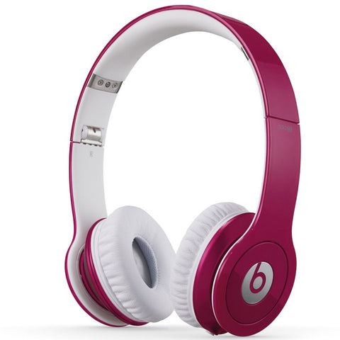 Beats Solo HD On Ear Headphone - Pink