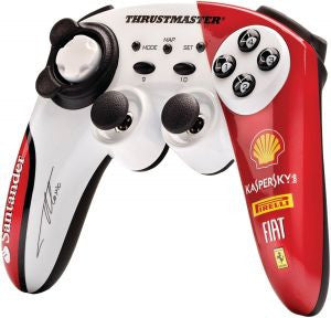 F1 Wireless Gamepad F150 Italia - Alonso LE (PC/PS3)
