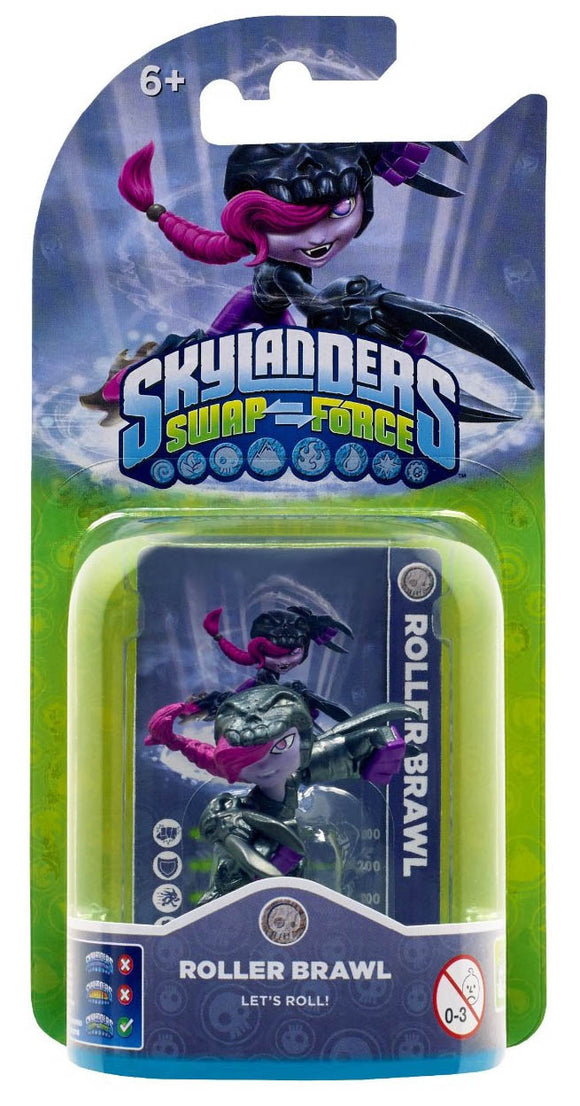Skylanders SWAP Force Roller Brawl