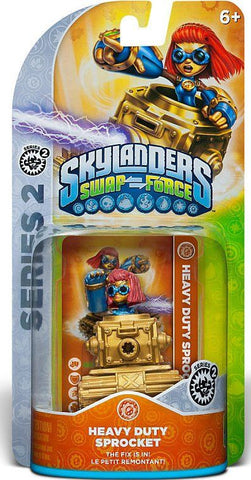 Skylanders SWAP Force Sprocket