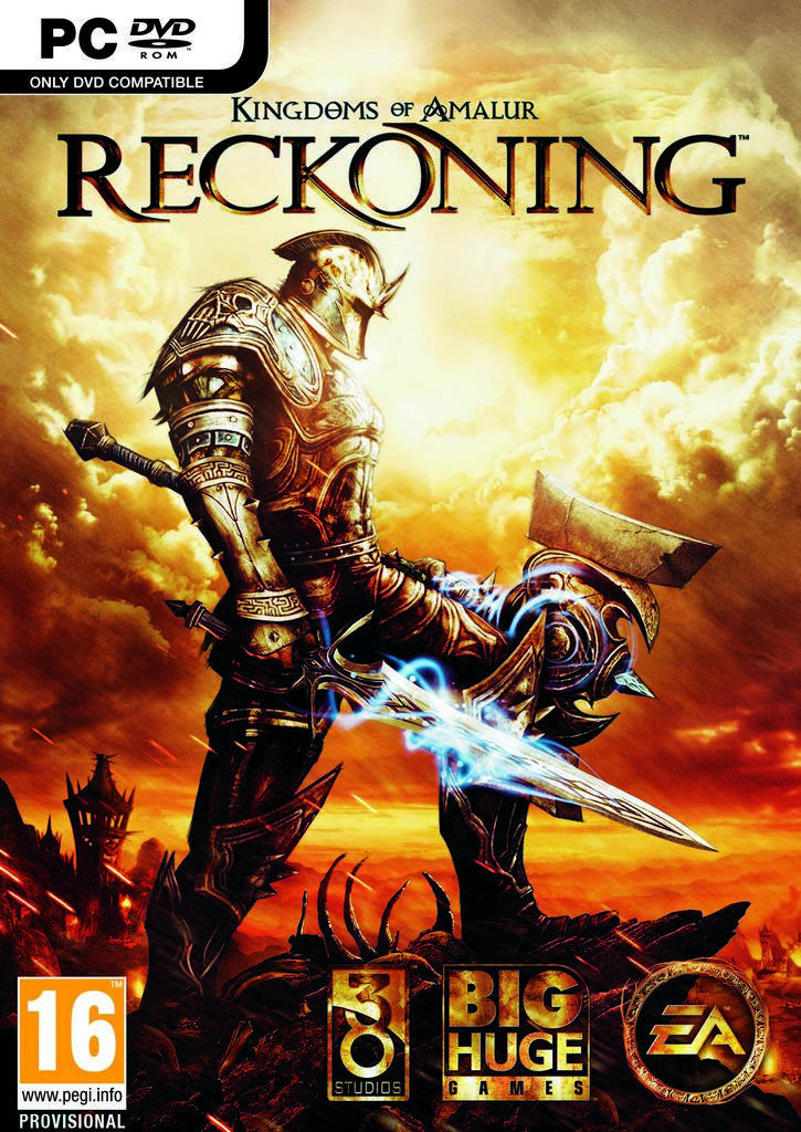 PC Kingdoms of Amalur: The Reckoning