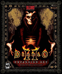 PC Diablo 2: Lord of the Destruction (Expansion)