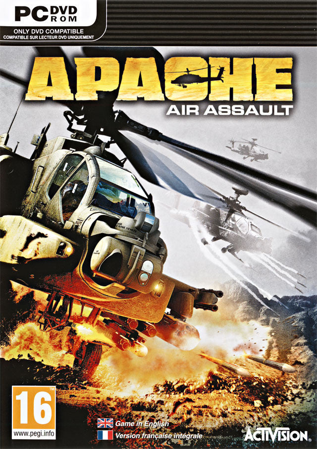 PC Apache Assault