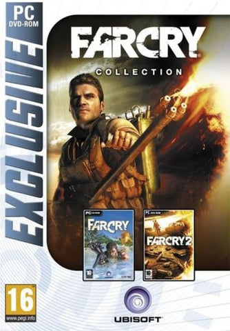 PC Far Cry 1&2 Collection