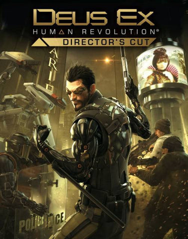 PC Deus Ex: Human Revolution Director's Cut
