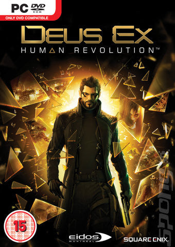 PC Deus Ex Human Revolution