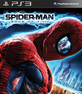 PS3 Spiderman Edge of Time