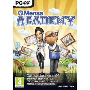 PC Mensa Academy - The Ultimate Brain Game