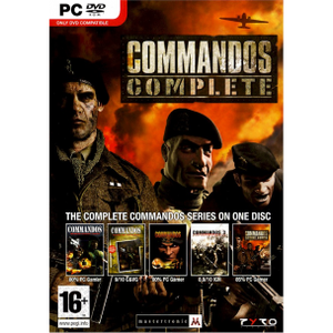 PC Commandos Complete Collection