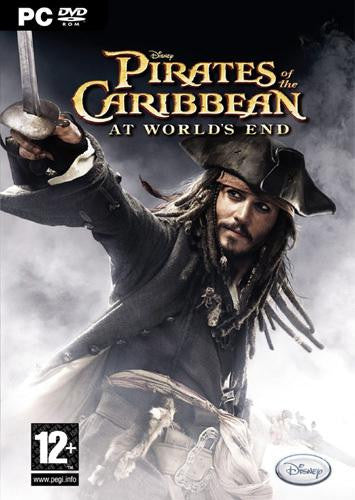 PC Disney Pirates of the Caribbean At World's End