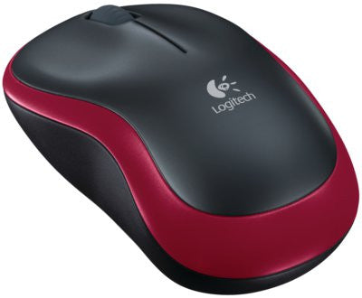 M185 Wireless Mouse Red