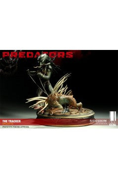 Predators The Tracker Maquette