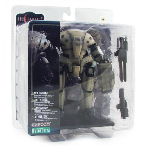 "Lost Planet 2 PTX-140 Hardballer Early Model 6"" Action Figure"