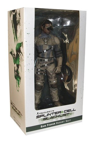 Tom Clancy's Splinter Cell Blacklist PVC Statue Sam Fisher