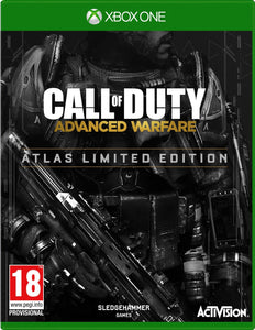 XBOXONE Call of Duty Advanced Warfare CE Atlas Limited
