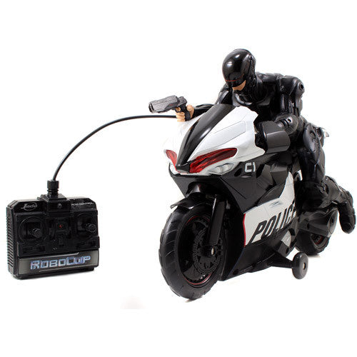 RoboCop 2014 R/C Police Cruiser with Figure