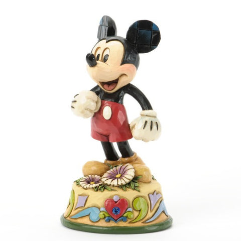 September Mickey Mouse