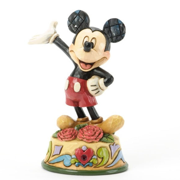 January Mickey Mouse