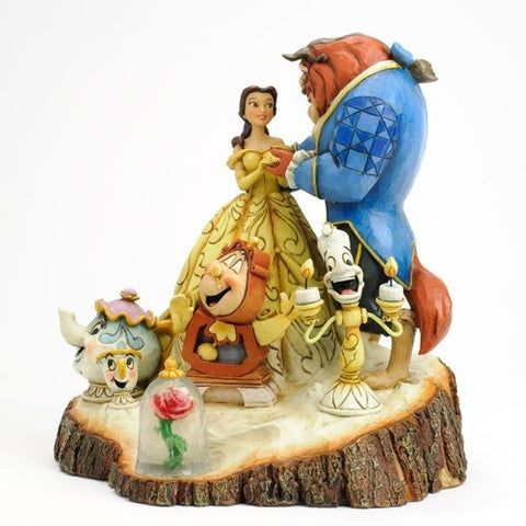 Tale as Old as Time Carved by Heart Beauty & The Beast