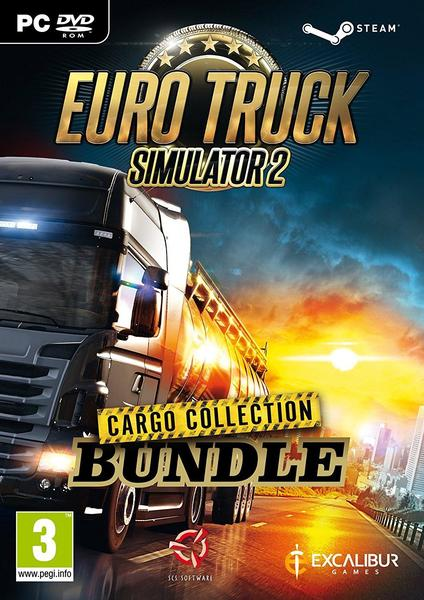 PC Euro Truck Simulator 2 Cargo Collection Bundle
