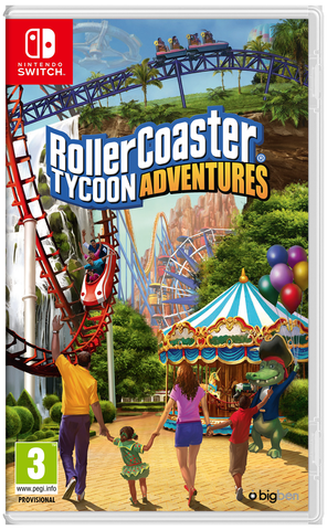 Switch Roller Coaster Tycoon