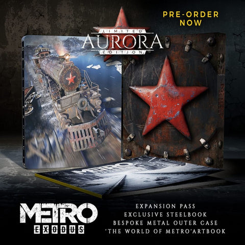 PC Metro Exodus Aurora Edition