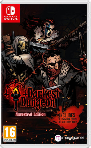Switch Darkest Dungeon