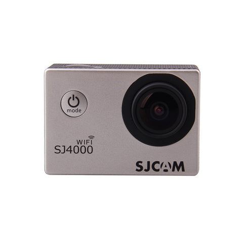 SJCAM SJ4000 Full HD WiFi Action Camera Silver