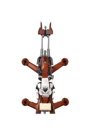 Star Wars: Speeder Bike Deluxe Box