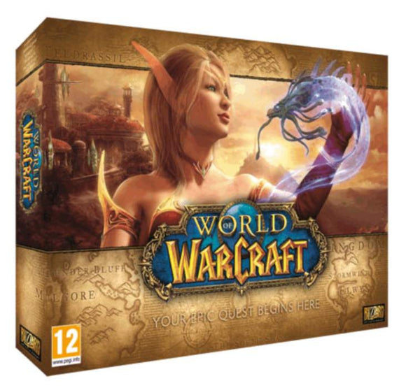 PC World of Warcraft Battlechest