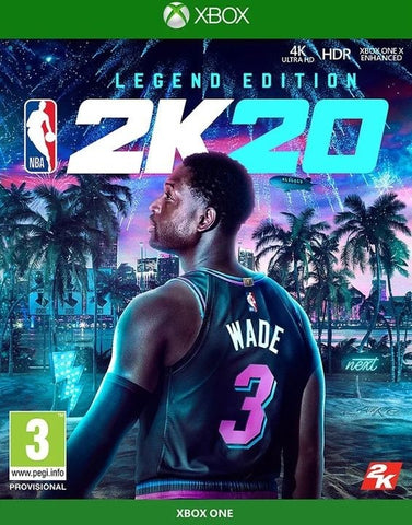 XBOXONE NBA 2K20 Legend Edition