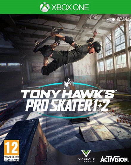 XBOXONE Tony Hawk's Pro Skater 1 and 2