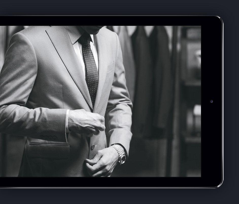 Raymond Made to Measure – Raymond's official site