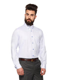 MTF Cotton Multi Solid Shirt