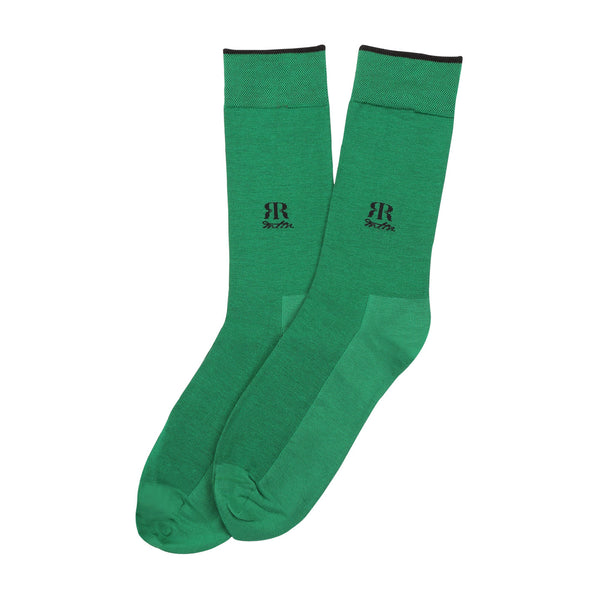 Socks Mercerised Pima Cotton N9 Green So