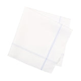Handkerchief Pack Of 3 Colour on white
