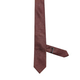 Necktie 100% Silk Regular Blue Dobby