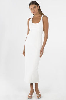 Misha Collection - Draya Dress Ivory
