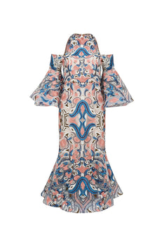Thurley - Carnival Midi Dress