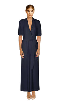 Viktoria And Woods - Onassis Jumpsuit Navy