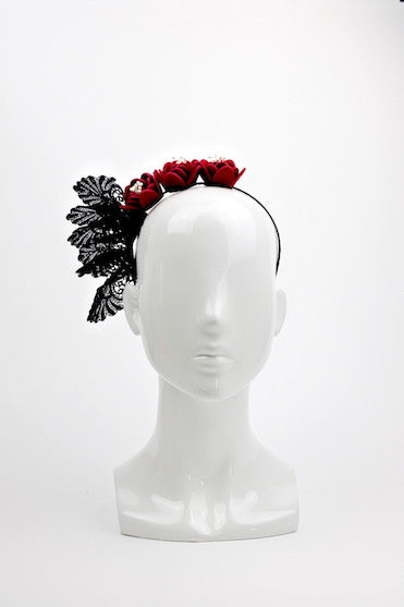 Ford Millinery - Sangria